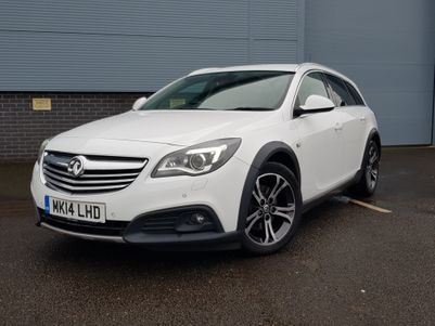 2014/14 VAUXHALL INSIGNIA 2.0 CDTi 163 COUNTRY SPORTS TOURER