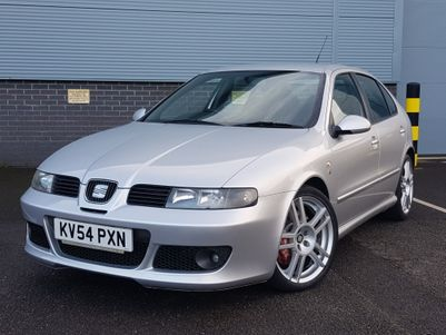 2004/54 SEAT LEON CUPRA R 1.8T 20vT 225 BAM ***NO MODIFICATIONS***