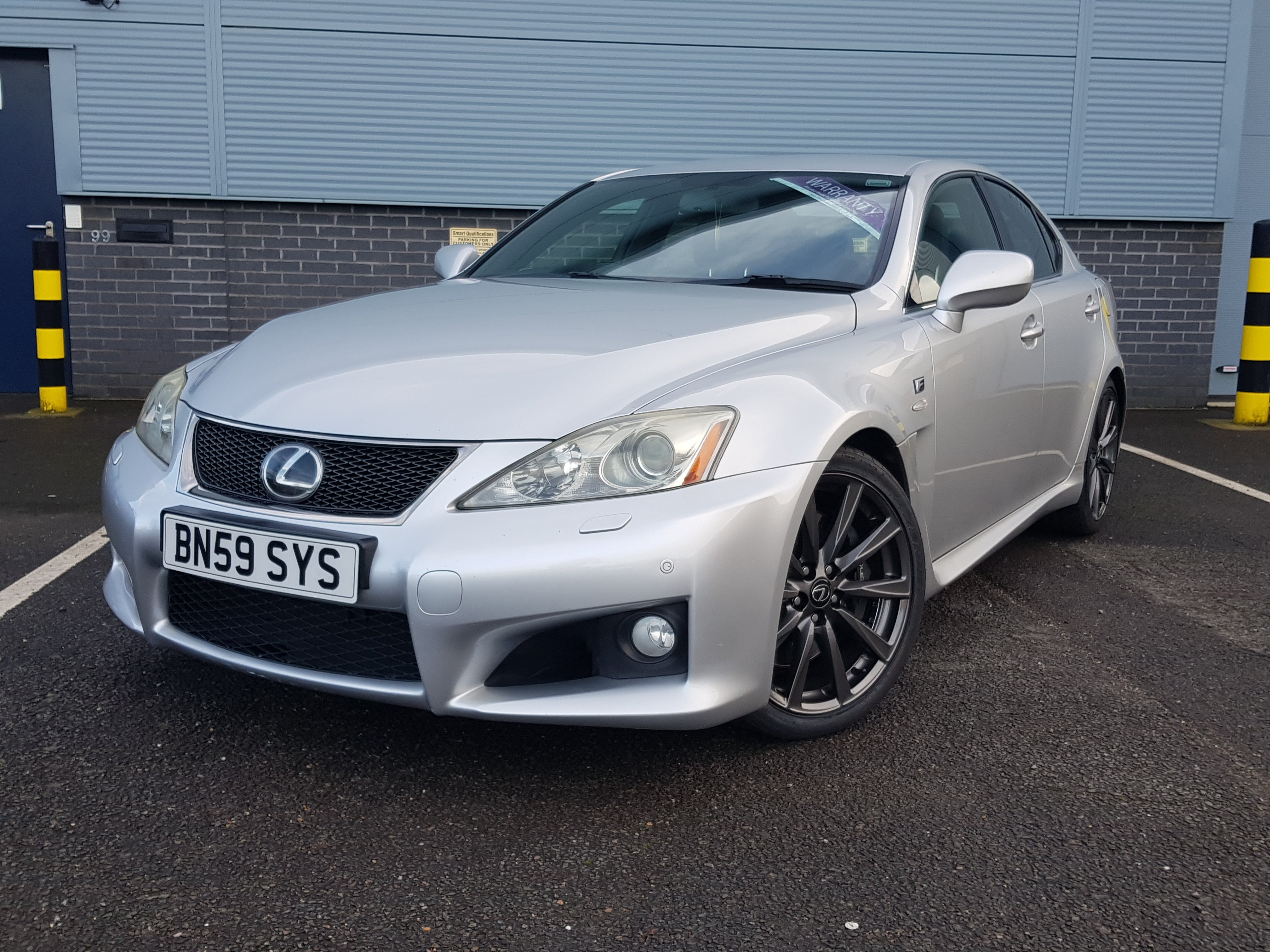 2009/59 LEXUS IS F 5.0 V8 4DR ***IDEAL INVESTMENT***