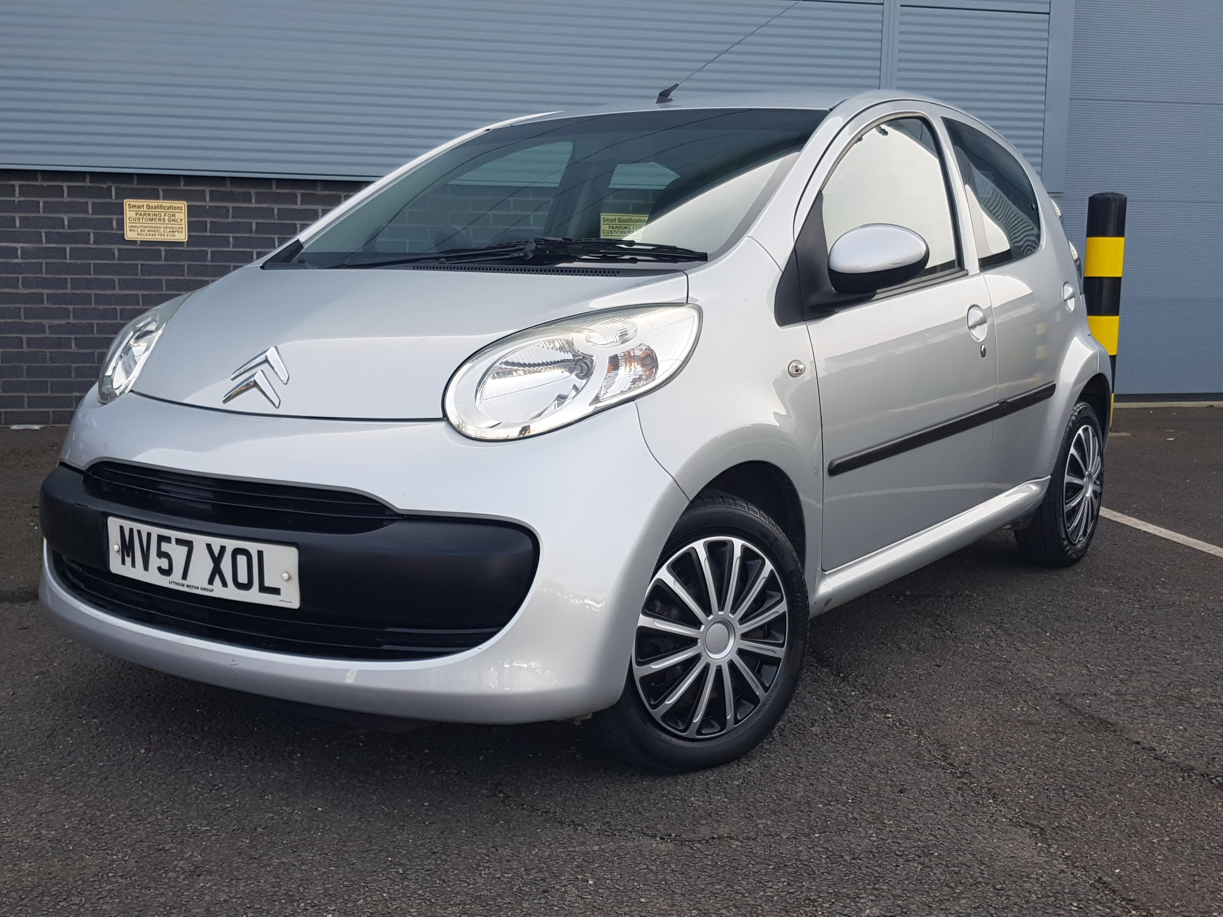 2007/57 CITROEN C1 1.4 HDI RHYTM 5DR ***£20 TAX PER YEAR***