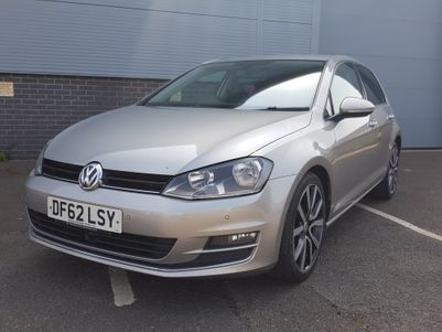 2013/62 VW GOLF 2.0 GT TDI 150 5DR DSG ***AUTOMATIC***