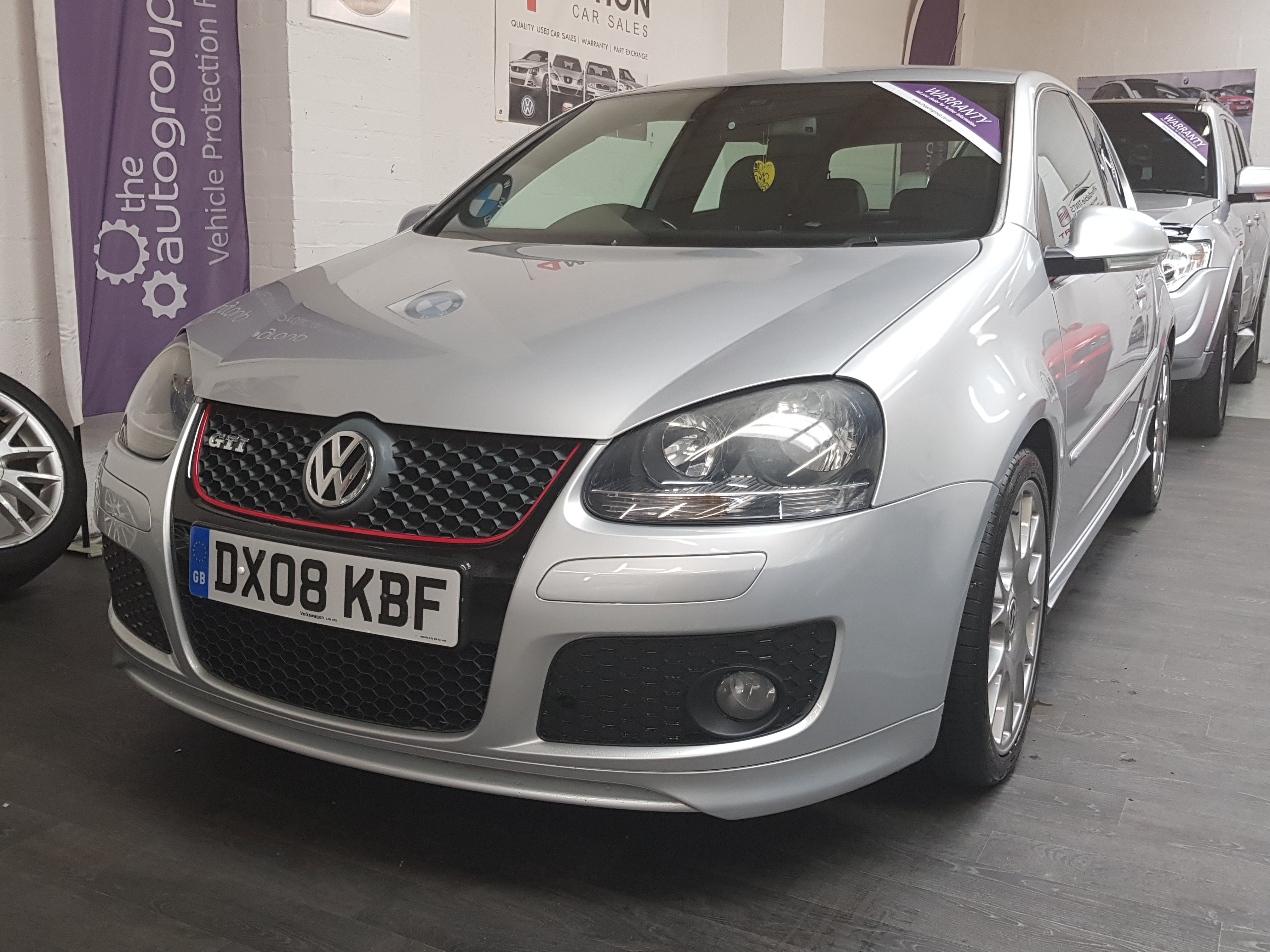 2008/08 VOLKSWAGEN GOLF 2.0T TFSI GTI EDTION30 3DR ***LOW MILES***