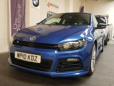 2010/10 VW SCIROCCO R 2.0 TSI 265 2DR COUPE ***1 OWNER FROM NEW***